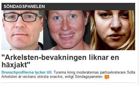 Skärmklipp från Dagensmedia.se