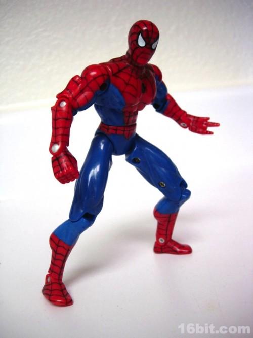 Till och med Spindelmannen har bulkat upp ordentligt